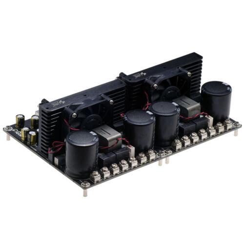 2 X 750Watt Class D Audio Amplifier Board IRS2092 Stereo WONDOM Amp