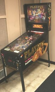 Playboy pinball game machine by Stern - Tested good