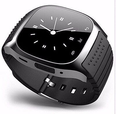 Mate Wrist Waterproof Bluetooth Smart Watch For Android HTC Samsung iPhone iOS
