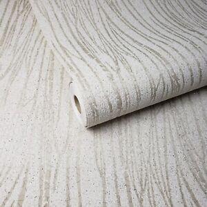 Mica-chip-Sparkle-Glitter-Ivory-3D-Modern-Natural-Wallpaper-Vermiculite-Lines-3D