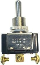 Heavy Duty Electrical Toggle Switch Onoff 125v Screw Terminal Stainless Steel