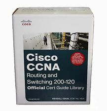Cisco CCNA Routing & Switching 200-120 Official Cert Guide and Simulator Library