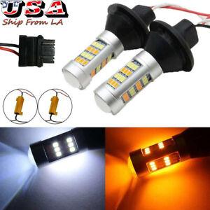 3156-Switchback-Kit-Dual-Color-LED-For-Turn-Signal-Daytime-Running-Lights-DRL