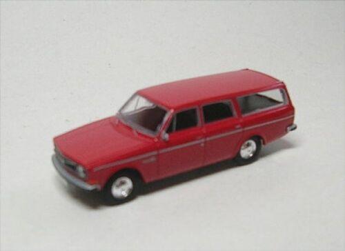 VOLVO 145 Station wagon rosso