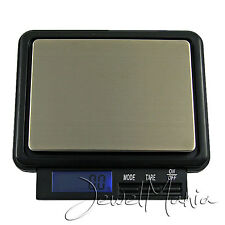 2000 g x 0,1 g TASCABILE MINI DIGITALE LCD display gioielli d'oro bilance 2kg