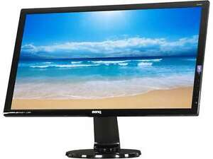 """BenQ GL2760H Black 27"""" TN 2ms (GTG) LCD/LED Monitor, 300 cd/m2 DCR 12,000,000:1"""