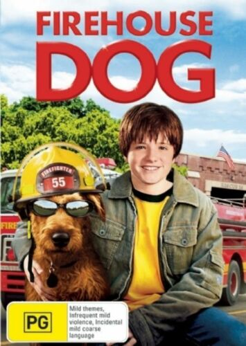 1 of 1 - Firehouse Dog (DVD, 2007)*R4*Great Family Film**Terrific Condition