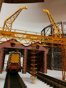 N-Gauge-Gantry-Crane-Kit