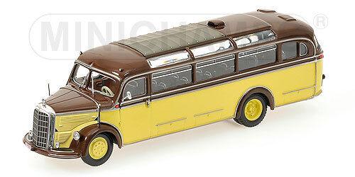 Minichamps Mercedes - Benz o 3500 autobuses Sardar 1950 1  43 4393600000