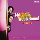 That Mitchell and Webb Sound: The BBC Radio 4 Comedy Sketch Show: Series 5 by David Mitchell, Robert Webb (CD-Audio, 2015)
