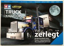 Tamiya 90144 Tamiya (Carson) Truck Catalogue 16/17 NEW
