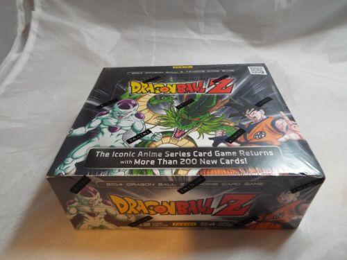 DRAGONBALL Z TCG BASE SET SEALED BOOSTER BOX OF 24 PACKS