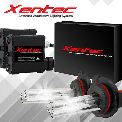 XENTEC HID Slim Conversion Kit H4 H7 H11 H13 9003 9005 9006 6K 5K Hi-Lo Bi-Xenon
