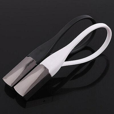 Titanium Keyring Chain Purse Bag Creative Gift Car Menu Key Ring Keychain