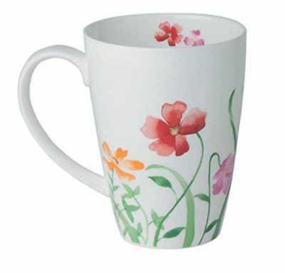 Fine Bone China Porzellan TeaLogic Cherry Blossom Milch und Zucker Set