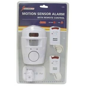 PIR-Cordless-Alarm-Motion-Sensor-4-Carp-Night-Fishing-Put-In-Shed-Protect-Tackle