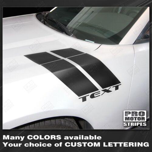 Choose Color Dodge Charger 2011-2019 Fender Hash Side Accent Stripes Decals