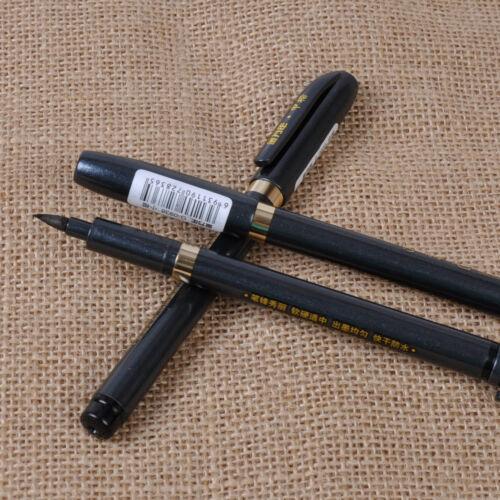 Neu 3 China Kalligraphie Pinsel Calligraphy Pen Folienstift Stifte Zeichenstift