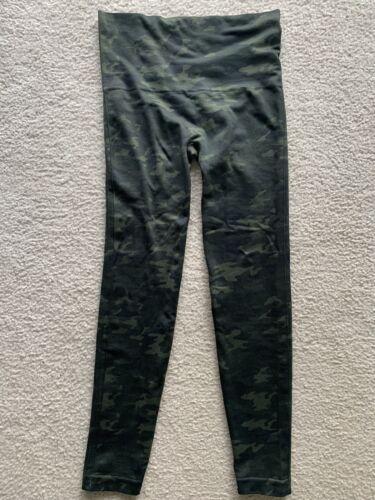 spanx camo leggings Size Large