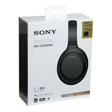 Sony WH-1000XM4 Over the Ear Noise Cancelling Wireless Headphones