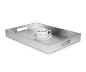 Tray Indoor Rectangle Coffee Table