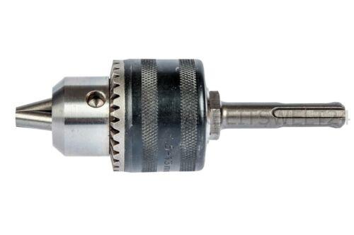 Nouveau zahnkratzerbohrfutter 1,5-13mm zahnkratz Mandrin sds-plus Adaptateur 3tlg