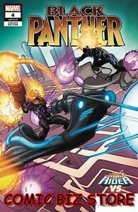 BLACK-PANTHER-4-2018-1ST-PRINT-FERRY-COSMIC-GHOST-RIDER-VARIANT-COVER-MARVEL