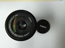 Nuevo Canon EF-S 55-250mm f/4-5.6 IS STM objetivo Macro 0.85m / 2.8 ft