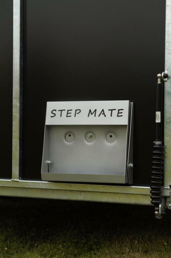 Step Mate -  Horse Trailer Mounting Aid
