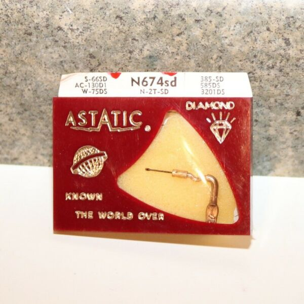Astatic Stylus Needle  n674sd