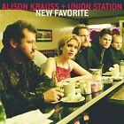New Favorite by Alison Krauss/Alison Krauss & Union Station (CD, Nov-2002, Rounder Select)