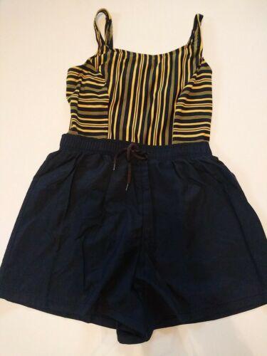 Southpoint Janssen Women's Size 16 1-Pc Blue Yello