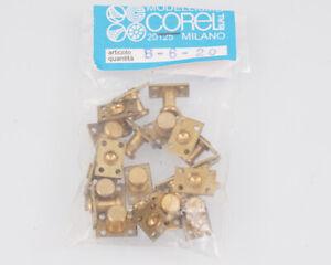 Corel B6 Taquet 1 Élément 7,5 MM (20 Pièces) Modélisme