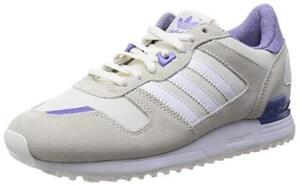 buy cheap f7f92 81ef7 Adidas M19413 púrpura de Originals Mujeres Zx blanco 700 Blanco 8 Zapatillas  5 deporte Uk gCgrwqO