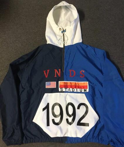 Stadium 1992 Replica Jacket XXL Colorblock Navy S… - image 1