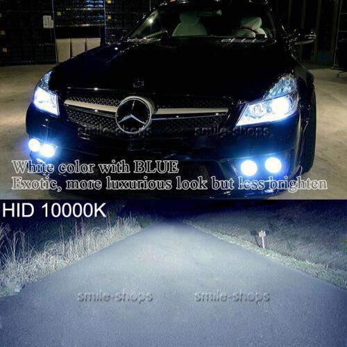 AC 55W QUICK START Slim HID Xenon Light Conversion Kit 9006 9007 H4 H7 H11 H13