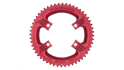 FOURIERS BCD110 Double Chain ring Bike Chainwheel For Shimano 5800 6800 Crank sh