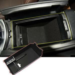 Benz-C-GLC-Class-W205-2015-Console-Central-Armrest-Storage-Box-JK