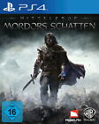 Mittelerde: Mordors Schatten (Sony PlayStation 4, 2014, DVD-Box)