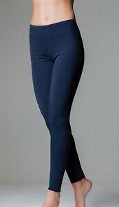 Leggings Donna Jadea 4265 In Morbido Cotone Elasticizzato Excellente Qualité