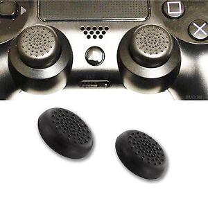 2x Pour Sony Playstation Ps4 Dualshock Contrôleur Thumbstick Caoutchouc Haute SéCurité
