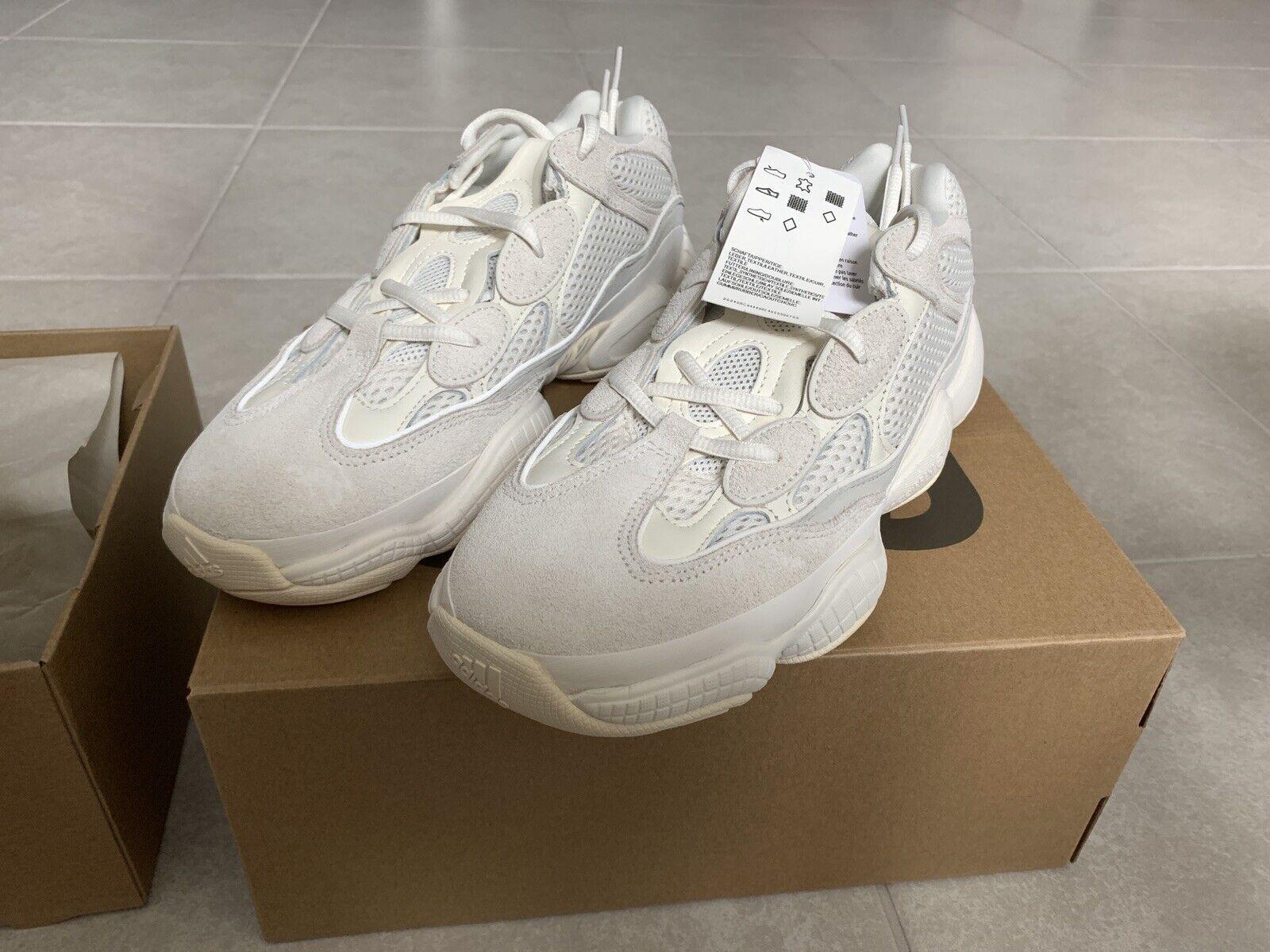 DS Adidas Yeezy 500 Bone White Kanye