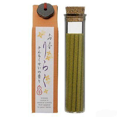 a43158989 Details about Japanese Incense Daiko RIRAKU