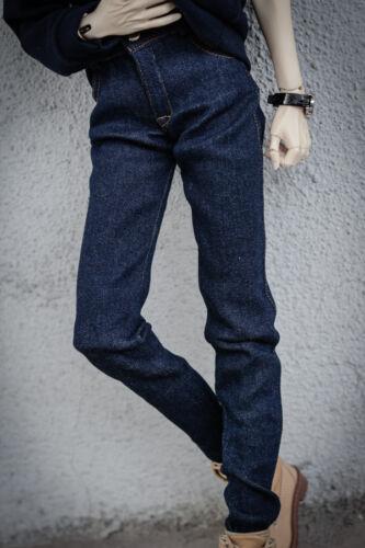 "Blue Jeans Pants Trousers Outfit Clothes For 1//3 24/"" Boy BJD SD AOD DOLL G/&D"