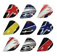 Arai Helmets Astral / Astral-x Side Pod Multi Colors Shield Holders Parts