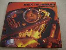 SEX MUSEUM - Speedkings Digi-CD - Locomotive Records 2001