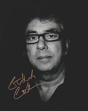 Graham Gouldman HAND SIGNED 8x10 Photo, Autograph, 10CC I'm Not In Love Rubber D