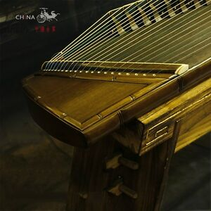 how to build a chinese zither