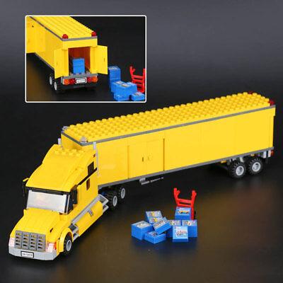 Truck City Great Vehicles Pickup Caravan 3221 298 pcs Building Blocks Bricks set