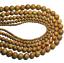 4-6-8-10mm-Lot-Bulk-Natural-Stone-Lava-Loose-Beads-DIY-Bracelet-Jewelry-Necklace thumbnail 34
